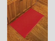 NoTrax Kitchen Comfort Rug   Red at Hayneedle