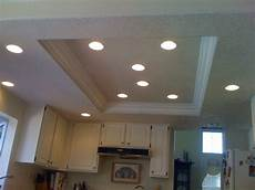How To Install Ceiling Light In Old House Kitchen Recessed Lighting Lights Replace Them With