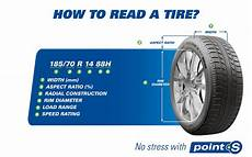 Tire Reading Chart How To Read A Tire Sidewall Point S