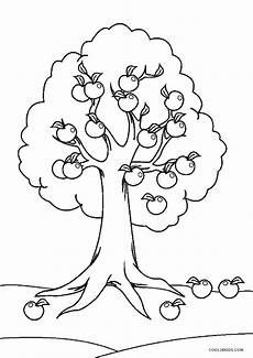 Malvorlagen Herbst Baum Free Printable Tree Coloring Pages For Cool2bkids