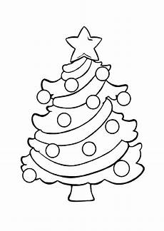 tree coloring pages for childrens printable for free