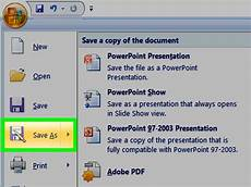 How To Create Template For Powerpoint How To Make A Powerpoint Template 12 Steps With Pictures