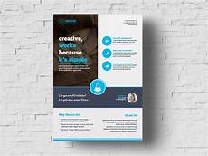 Indesign Flyer Template Free Free Business Flyer Template Stockindesign