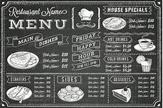 Chalkboard Template For Word Menu Template 21 Free Psd Eps Ai Indesign Word Pdf