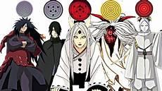 Naruto Eye Chart 32 Naruto Eyes Dōjutsu Weakest To Strongest Youtube