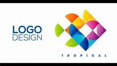 Design A Logo Free Professional Logo Design Adobe Illustrator Cs6 Tropical