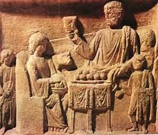 banchetti romani fidenza a tavola con i romani e i longobardi