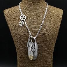 Designer Sterling Silver Necklaces 56 1g 100 Real 925 Sterling Silver Necklace Men Vintage