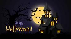 Halloween Power Point Template Scary Halloween Background Design Template Slidemodel