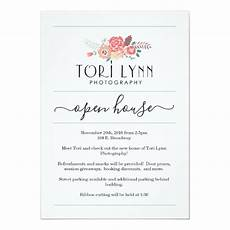 Business Open House Invitation Business Open House Invitation Simply Right Zazzle Com