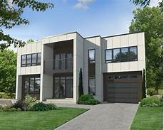 Modern House Floor Plans Free Two Story Modern House Plan 80829pm Architectural