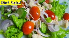 how to prepare diet salad reduce your wait in a