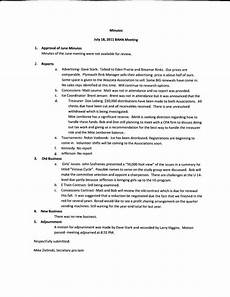 Examples Of Meeting Minutes 6 Meeting Minutes Templates Excel Pdf Formats