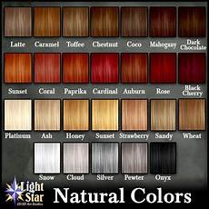 Reed Hair Color Chart Shades Of Red Hair Chart Google Search Hair Color Names