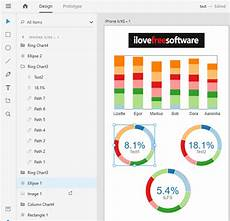 Adobe Xd Pie Chart Create Charts In Adobe Xd From Csv Using This Free Plugin