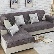 100 cotton sofa cover set sectional slip cover sofas