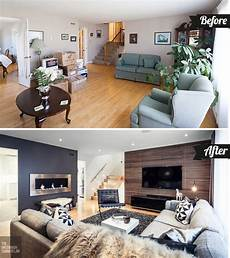 modern living room transformation these diyers took their