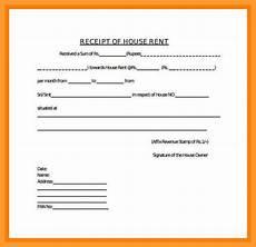 House Rent Payment Receipt Format 9 10 Housing Rent Receipt Format Aikenexplorer Com