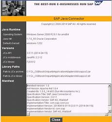 Oracle Soa With Sap Adapter Configuration In 12c 11g