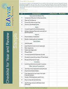 Daily Bookkeeping Checklist Bookkeeping Checklist Sample