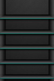 Shelf Wallpaper Iphone 7 by No Comments