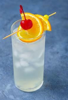 easy vodka collins cocktail recipe