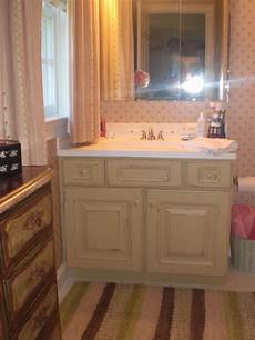painted bathroom vanity ideas how to upgrade a builder s grade vanity the painted home