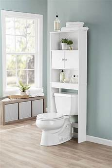the toilet storage organizer wood bathroom space