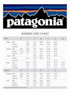 Patagonia Kids Size Chart Rmp Rocky Mountain Patagonia Wader Sizing Chart