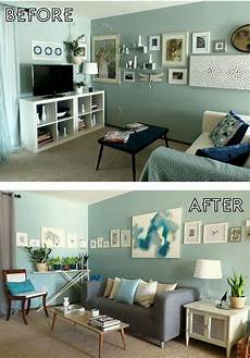 Room Makeover Before And After Great Living Room Renovation Ideas Hative