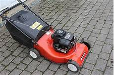 Sovereign 375 Petrol Lawn Mower 44cm Cut Briggs And