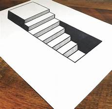 Drawing 3d How To Draw 3d Steps Quarto Knows Blog