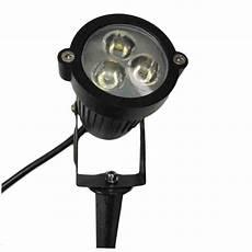 Led Garden Spike Lights 12v Led Spike Light Bulb Lamp Spotlight Outdoor Garden