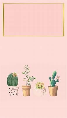 cactus iphone wallpaper 37 papeis de parede fofos para baixar no celular pinapes
