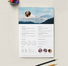 Creative Cv Free Templates 17 Free Resume Templates For 2020 To Download Now