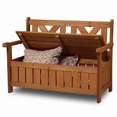 panchina per giardino panchina contenitore da esterno e cassapanca in legno per