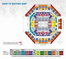 Spurs Seating Chart At Amp T Center Seating Map San Antonio Spurs