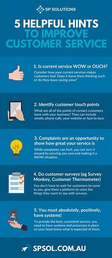 How To Improve Your Customer Service Skills 5 Helpful Hints To Improve Customer Service Sp Solutions