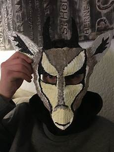 kranium tatovering gazelle maske l 248 vernes konge konge l 248 ve