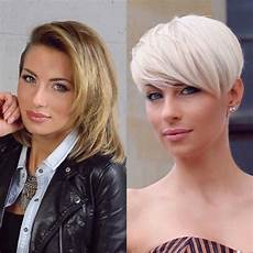 10 trendy before and after transformations from hair