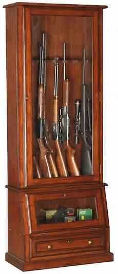 american furniture classics 12 gun slanted base cabinet