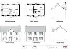 Floor Plan And Elevation Design Auto Cad 2d Floor Plan Fast By Abdullahakhl304