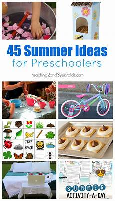 Babysitting Ideas For Summer 46 Fun Summer Activities For Kids