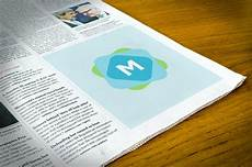Free Advertising Papers Quarter Page Newspaper Ad Mockup Mockup Templates
