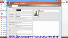 Office Access Templates Microsoft Office Access Tutorial 2013 Databases 1 3