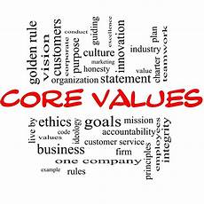 Values Examples Motivational Moment Leadership Tuesdays What Are Your