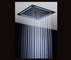 Shower Head With Lights Just Taps Quadro Square 300 X 300mm Recessed Shower Head