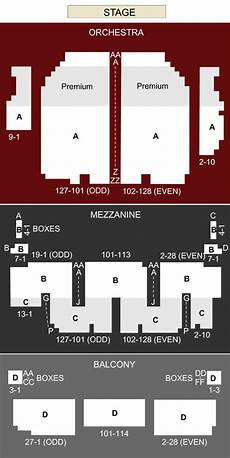 Palace Theatre New York City Seating Chart Palace Theater New York Ny Seating Chart Amp Stage New