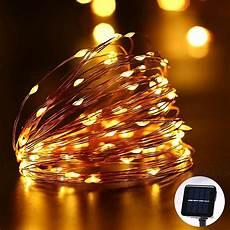 Starry String Lights Walmart Qedertek Christmas Lights Led String Lights 100 Led Solar