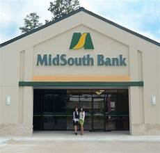 Midsouth Bank Midsouth Bank Opens New Location In Magnolia Houston
